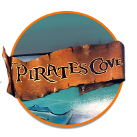 Pirates Cove Touch Tank