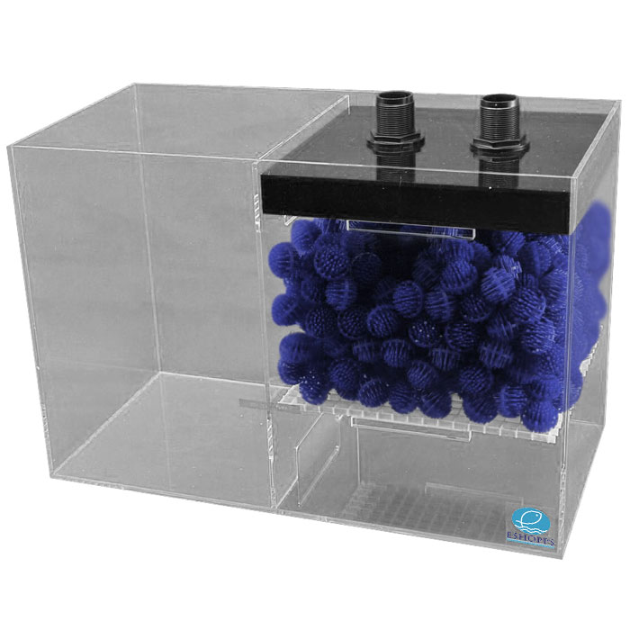 Eshopps Wd 150cs Wet Dry Filter 125 To 150 Gal.