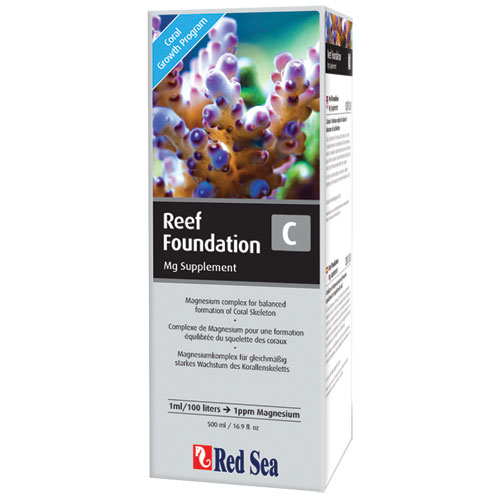 Reef Care Reef Foundation C Magnesium 16.9 Oz.