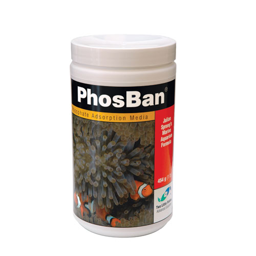Two Little Fishies Phosban Phosphate Absorption Media 1 Lb.