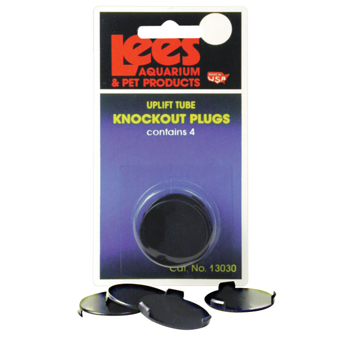 Undergravel Uplift Tube Knockout Plugs 4 Pk.