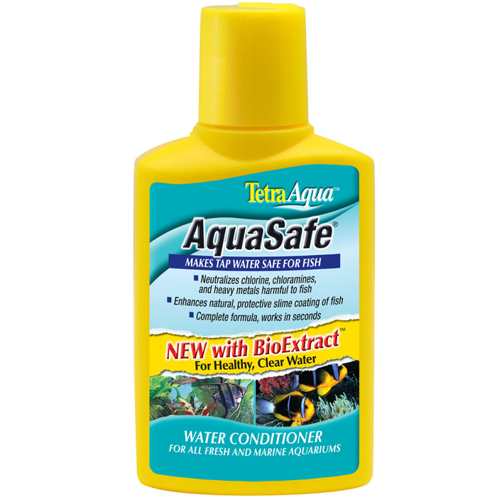 Aquasafe Plus Water Conditioner 33 8 Oz