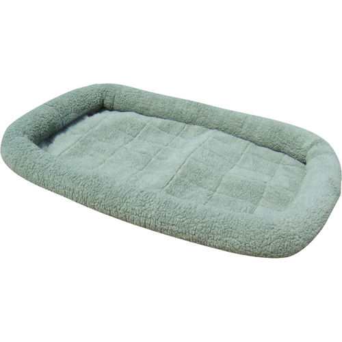 Berber Bolster Bed 36 In. X 23 In. Large Sage
