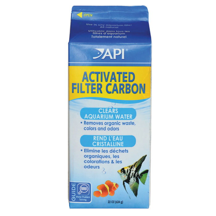 Activated Filter Carbon 22 Oz.