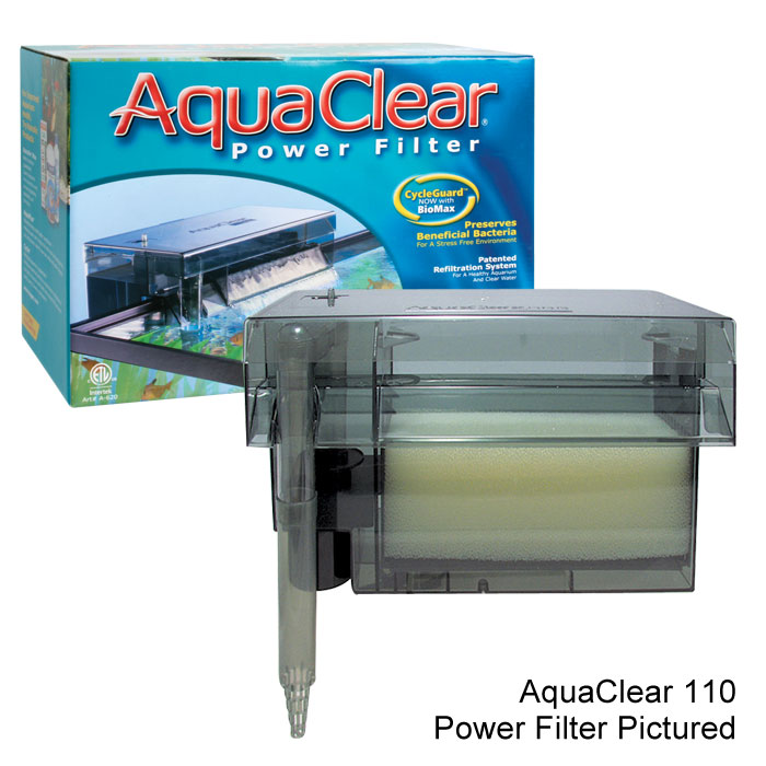 Biomax for aqua clear 50 and 200 that fish place for 50 gallon fish tank filter