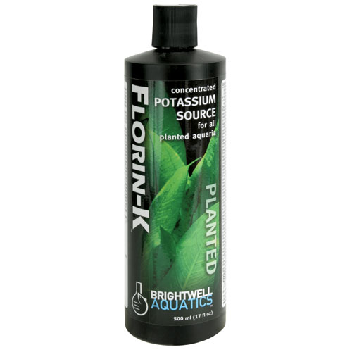 Florin K Potassium Fertilizer For Planted Aquariums 16.9 Oz.