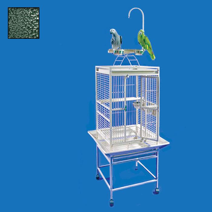 Playtop Bird Cage 18 In X 18 In X 54 In Sandstone