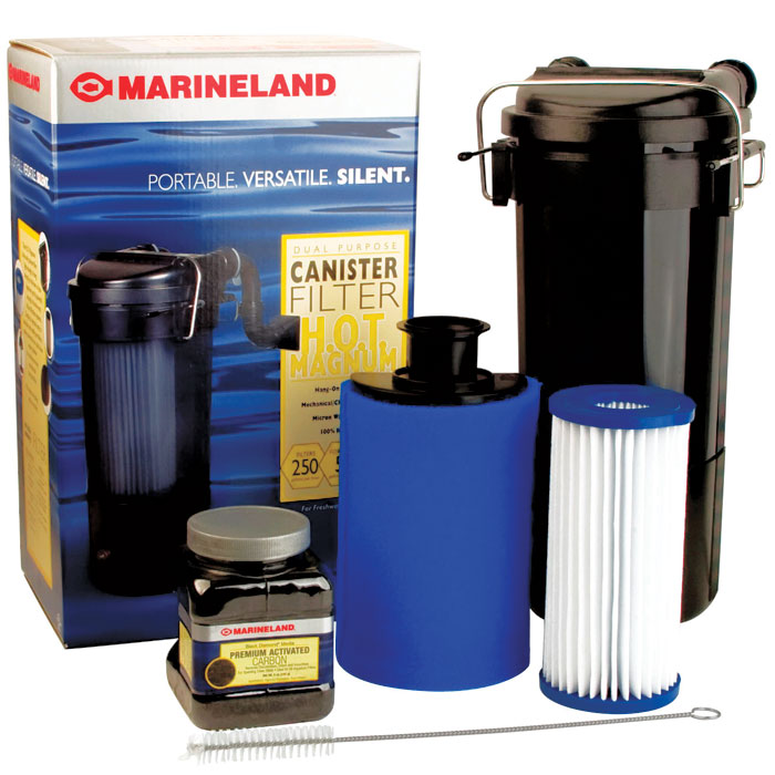 H.o.t. Magnum Canister Filter Up To 55 Gal.