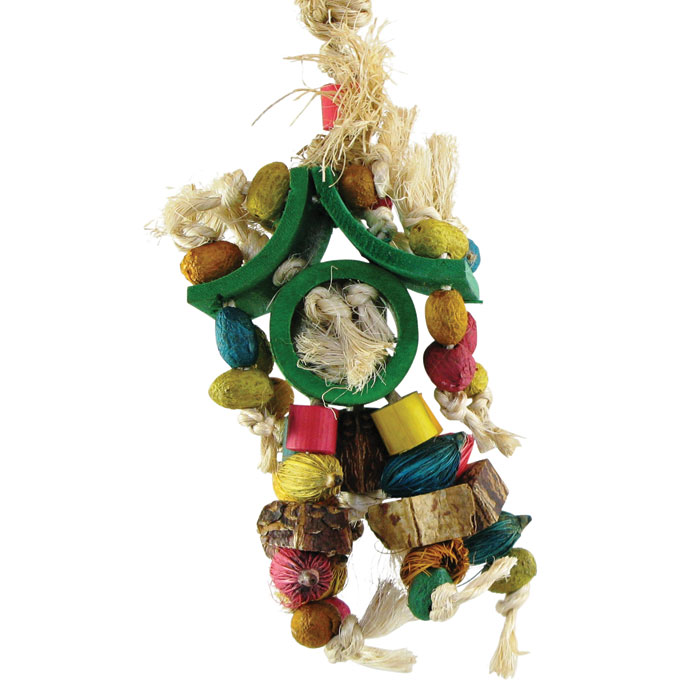 Chinese House Bird Toy Small