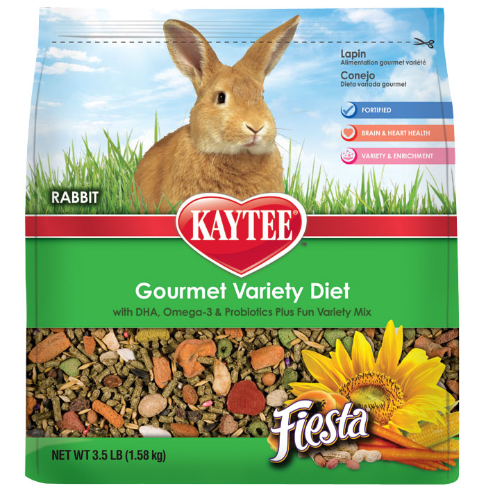 Fiesta Max Food Rabbit 3.5 Lb.