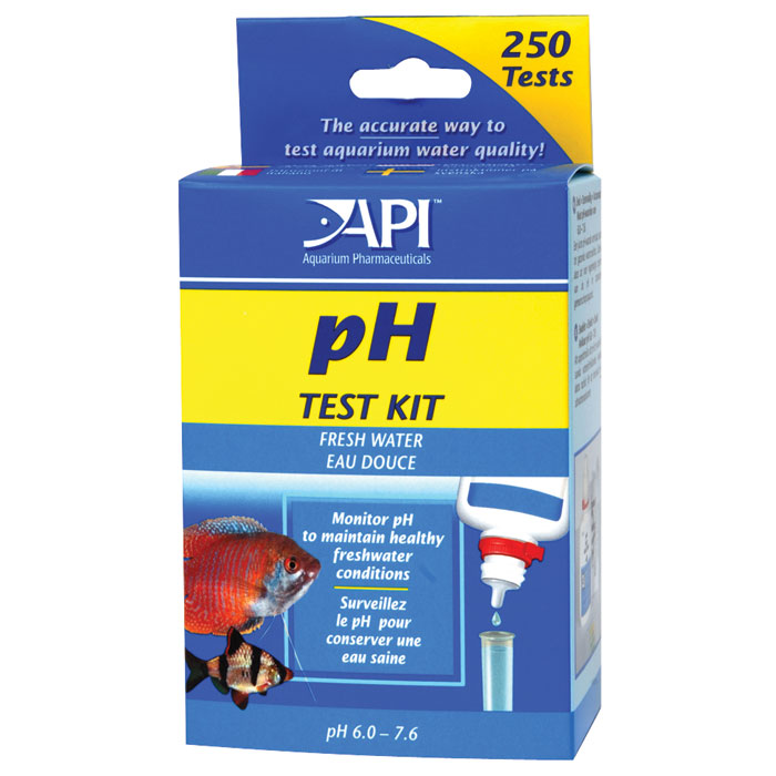 api ph test kit for freshwater - 250 tests details on lovemypets.com