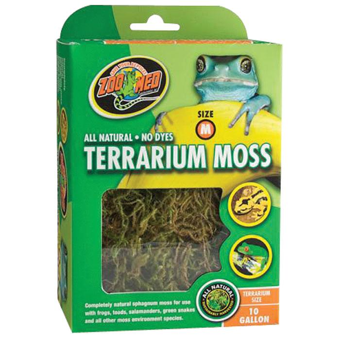Terrarium Moss Mini Bale That Pet Place