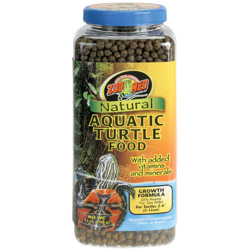 Aquatic Turtle Food Pellet 13 Oz.