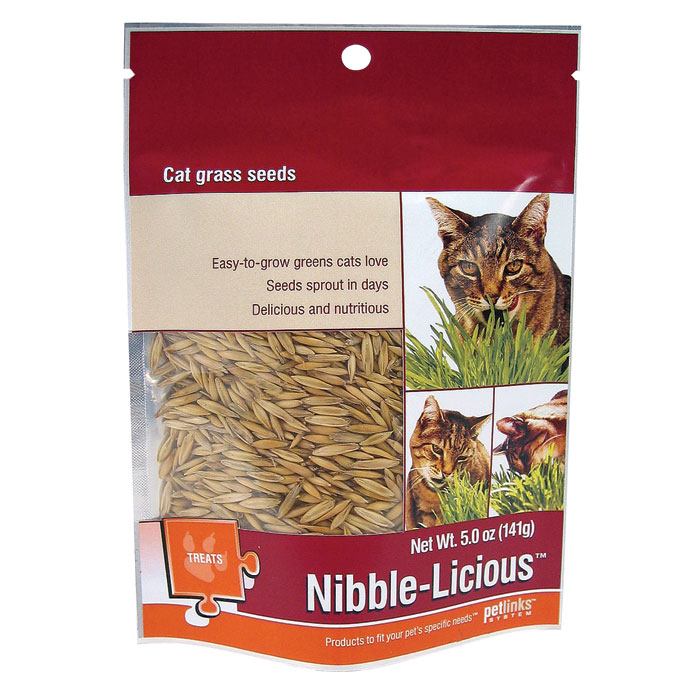 Nibble Licious Cat Grass Seeds