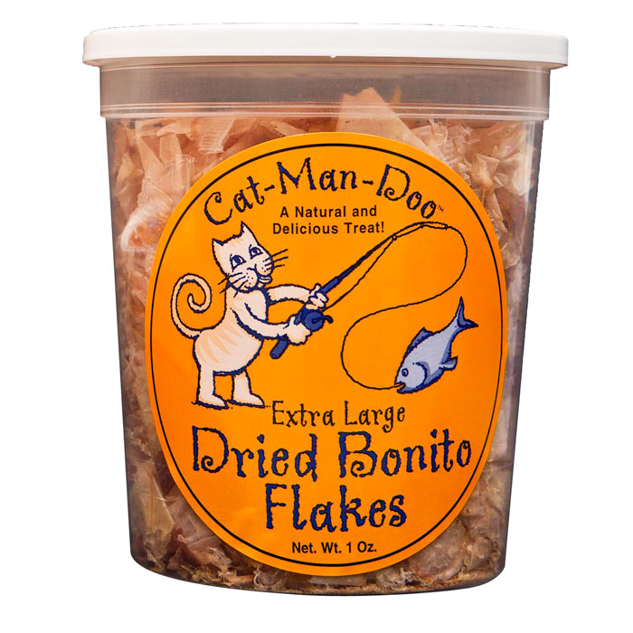Cat Man Doo Bonito Flakes 1 Oz.