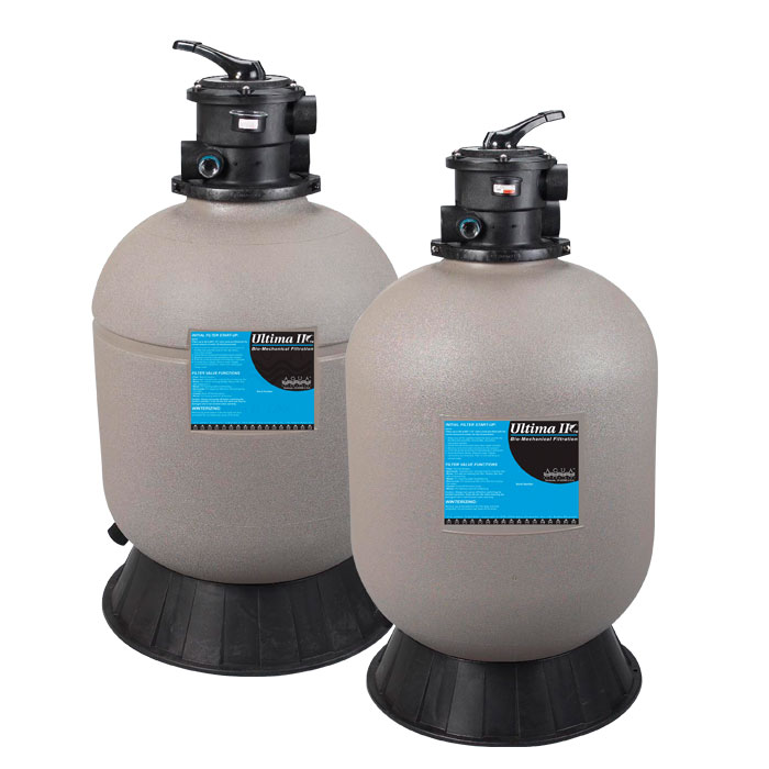External pressurized pond filters that fish place for Pressurised pond filter