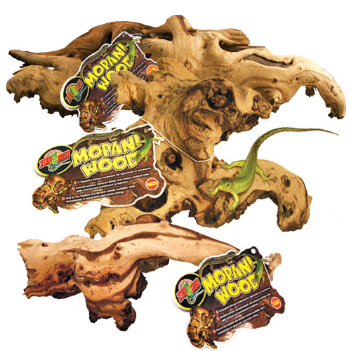 African Mopani Wood That Pet Place