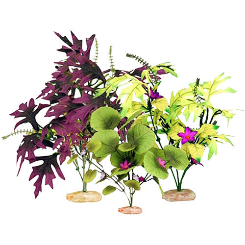 Medium Image For Red Poppy Silk Flower Arrangement