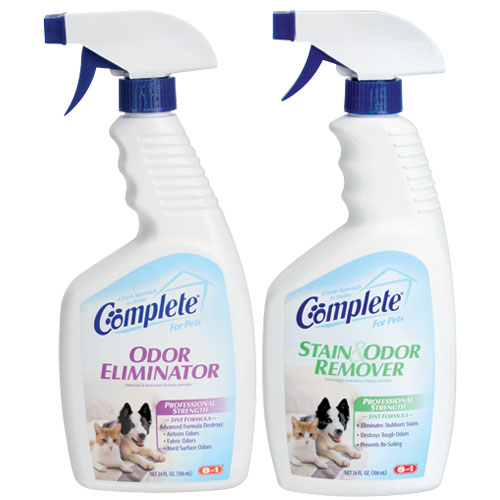 Complete pet stain and odor remover that pet place for How to get fish smell out of clothes