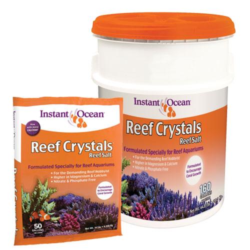 Instant Ocean 200 Gallon Box : Aquarium salt mixes that fish place