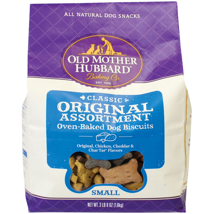 Old Mother Hubbard Original Asst. Small Biscuits 3.5 Lb.