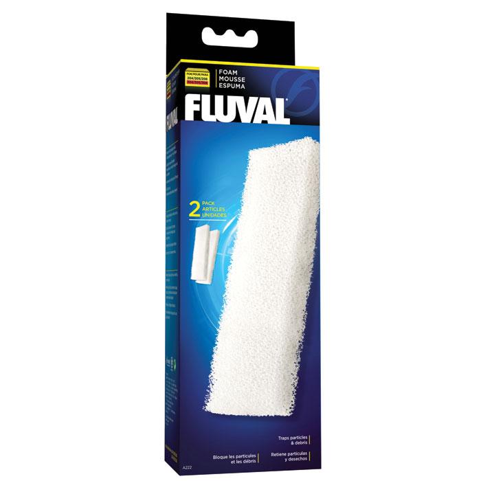 Foam Block For Fluval 204 304 205 305 206 306 2 Pk.