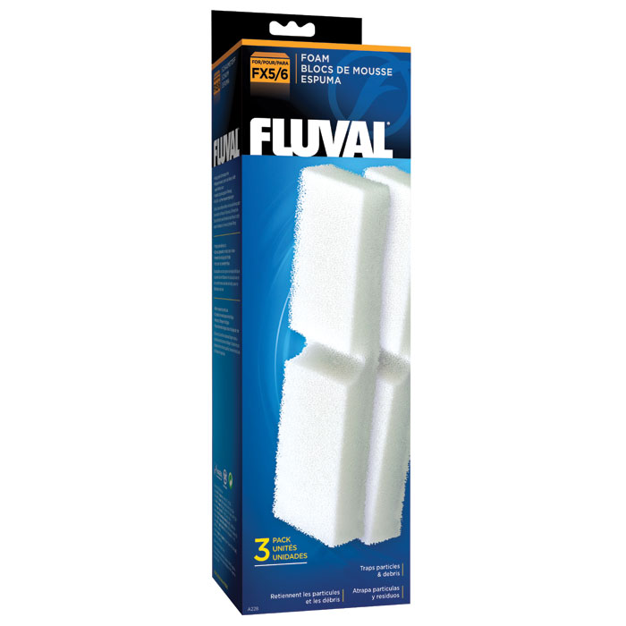 Fluval Filter Foam Block For Fx5 And Fx6