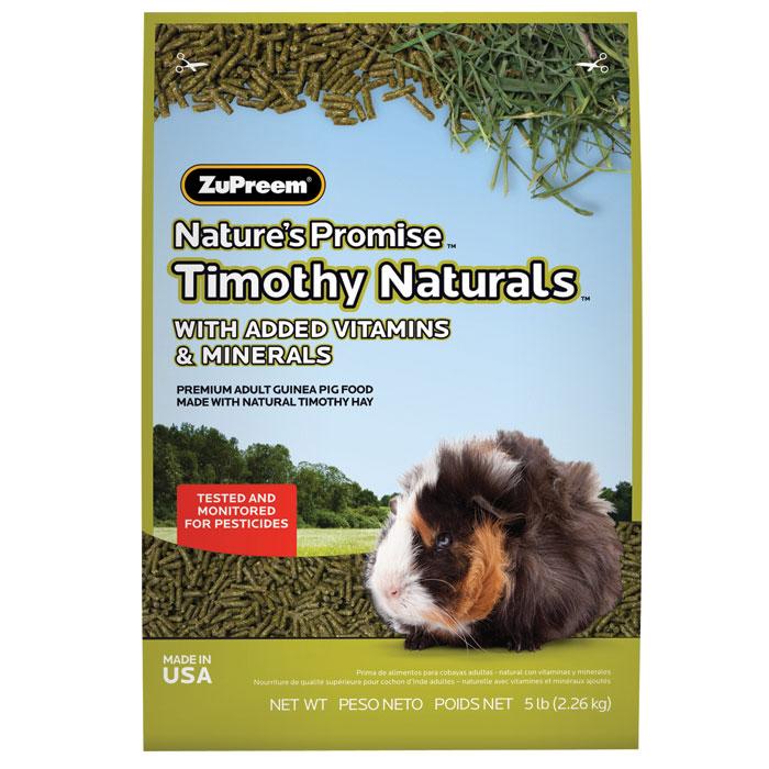 Natures Promise Guinea Pig Pellets 5 Lb.