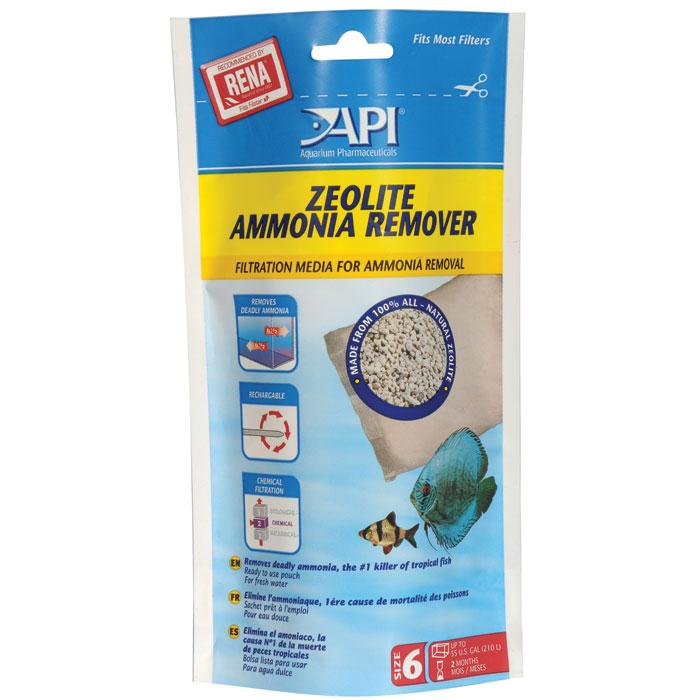 Api Filstar Zeolite Ammonia Remover 12.3 Oz.