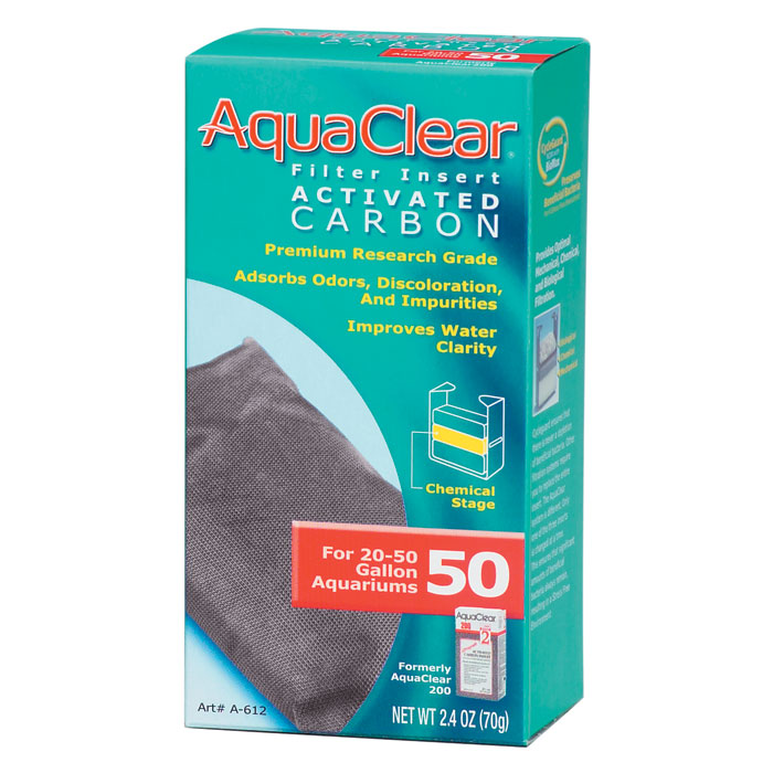Activated Carbon For Aquaclear 50 200