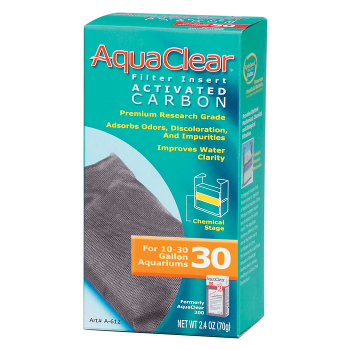 Activated Carbon For Aquaclear 30 150
