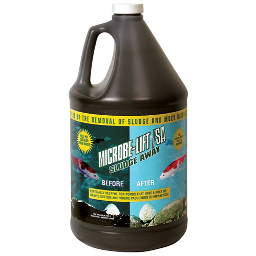 Microbe Lift Sludge Away 1 Gallon