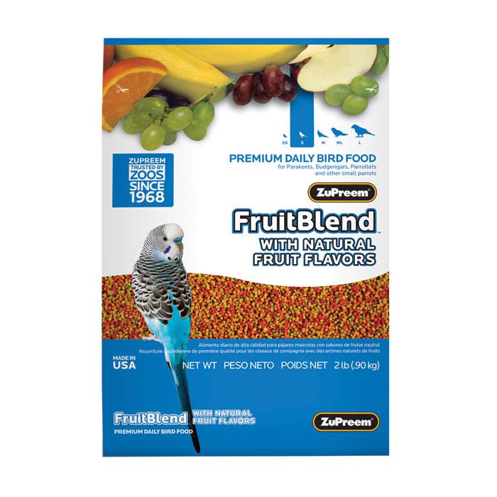 Fruit Blend Diet For Small Parrots 2 Lb.