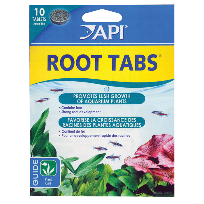 Api Root Tabs Plant Fertilizer 10 Tabs
