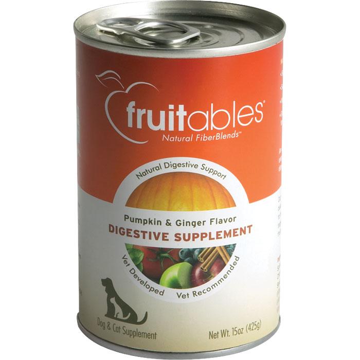 Fruitables Pumpkin Digestive Supplement 15 Oz