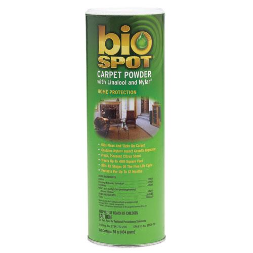 Bio Spot In Home Carpet Powder 16 Oz.