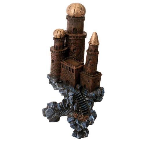 Castle Of The Sorcerer Ornament 12 In. X 8.5 In. X 18 In.