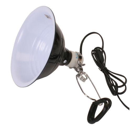 Reptile Clamp Lamp Ceramic 5.5 In