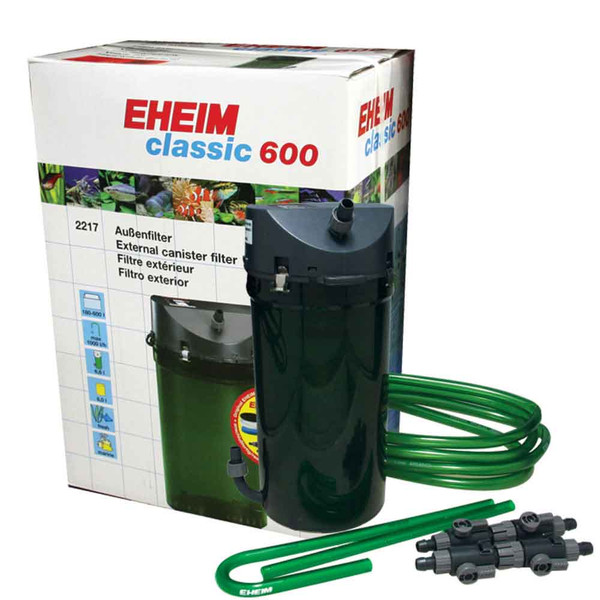 eheim 2217 classic canister filter up to 159 gal. Black Bedroom Furniture Sets. Home Design Ideas
