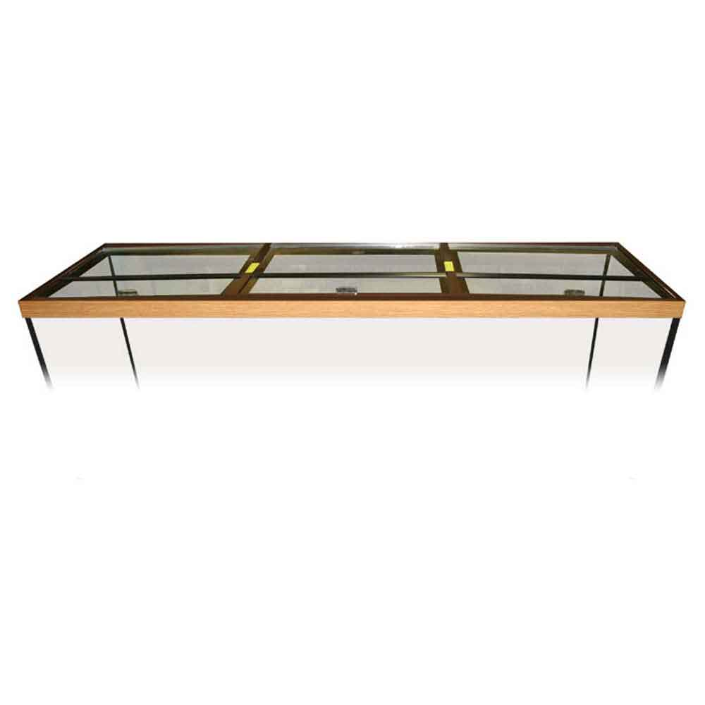 Marineland Perfecto Glass Canopy - 72 in. x 24 in.  sc 1 st  That Pet Place & Marineland Perfecto Glass Canopy 72 in. x 24 in.