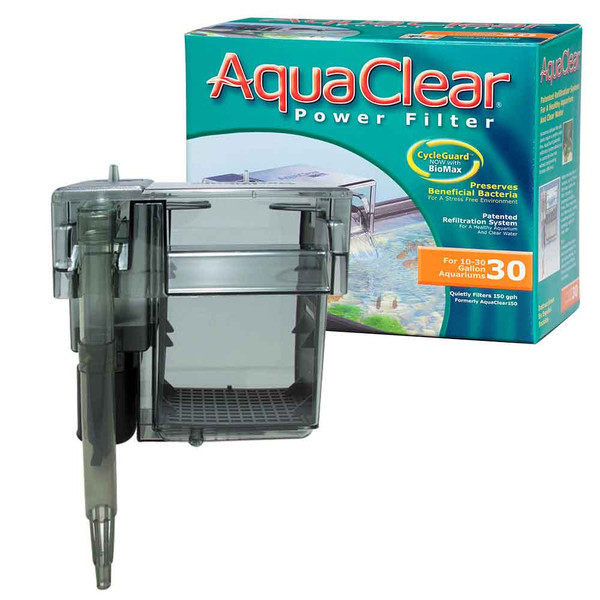 Aquaclear 30 Power Filter Up To 30 Gal