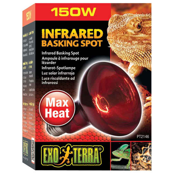 Heat Glo Infrared Spot Lamp 150w That Pet Place