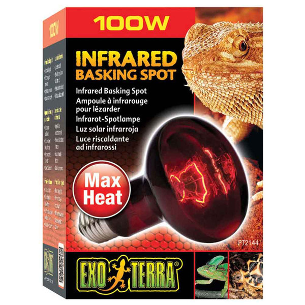 Heat Glo Infrared Spot Lamp 100w That Pet Place