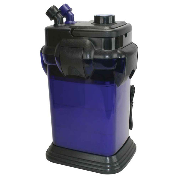 Cascade 1000 canister filter up to 100 gal for Filter for 100 gallon pond
