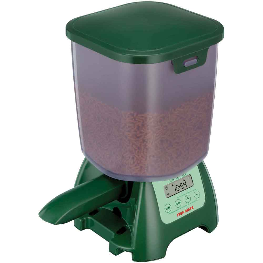 Ani Mate Fish Mate P7000 Pond Fish Feeder